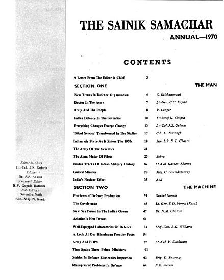 Sainik Samachar PDF