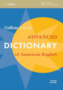 Collins Cobuild Advanced Dictionary of American English PDF