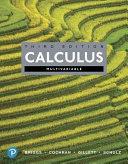 Calculus  Multivariable PDF
