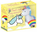 Thats Not My Unicorn Book and Toy