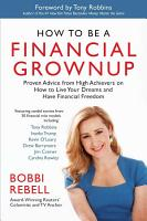 How to Be a Financial Grownup PDF