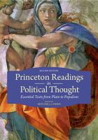 Princeton Readings in Political Thought PDF