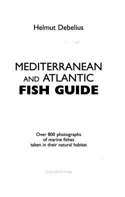 Mediterranean and Atlantic Fish Guide PDF