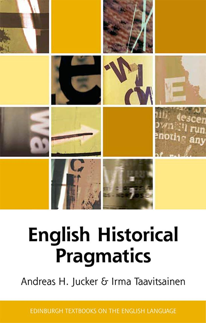 English Historical Pragmatics