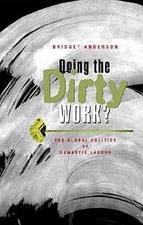 Doing The Dirty Work  Book PDF