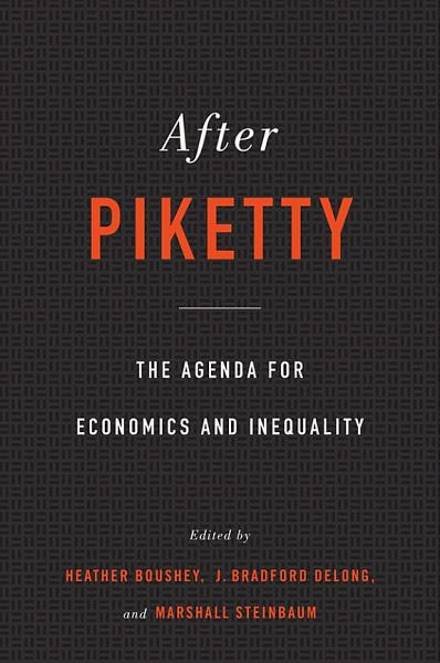 Download After Piketty Book