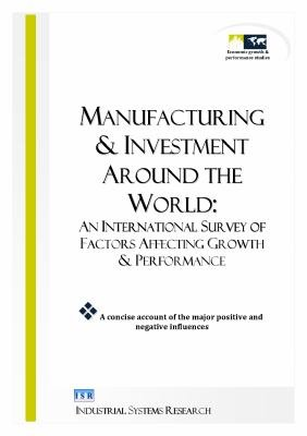 Manufacturing and Investment Around the World PDF