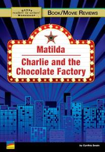 Matilda  Charlie and the Chocolate Factory Book