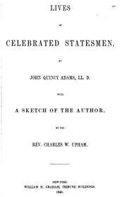 Lives of Celebrated Statesmen