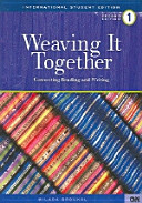 Weaving It Together 1 2 E Student Book PDF