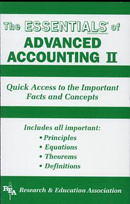 Advanced Accounting II Essentials