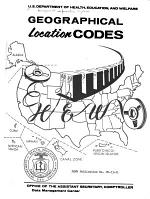 Geographical Location Codes