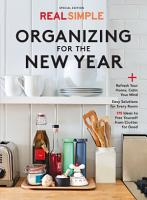Real Simple Organizing in the New Year PDF