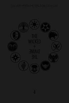 The Wicked   The Divine  Book Four