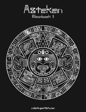 Azteken Kleurboek 1