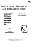 The Catholic Periodical and Literature Index PDF