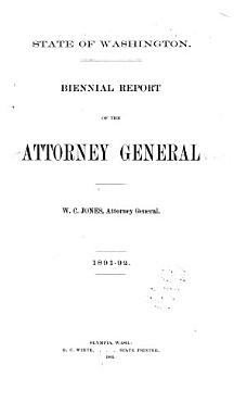 Report of the Attorney General PDF
