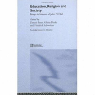 Education  Religion and Society PDF