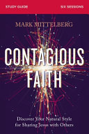 Contagious Faith Study Guide PDF