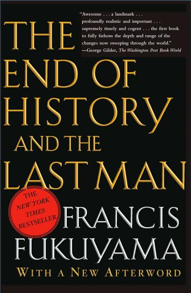 Download End of History and the Last Man Book