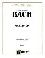 Six Sonatas: String - Viola and Piano