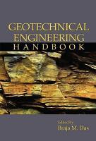 Geotechnical Engineering Handbook PDF