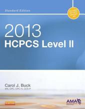 2013 HCPCS Level II Standard Edition