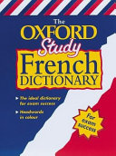 The Oxford Study French Dictionary PDF