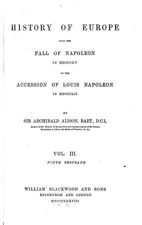 History of Europe PDF
