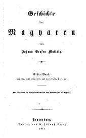Geschichte der Magyaren: 1