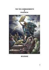 The Ten Commandments a Phoenician Legend