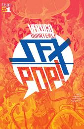 Vertigo Quarterly SFX (2015-) #1