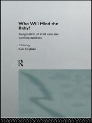 Who Will Mind The Baby  Book PDF
