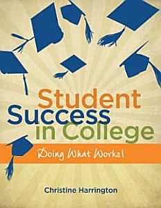 Student Success in College  Doing What Works  Book
