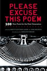 Please Excuse This Poem Book PDF