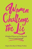Women Challenge The Lie PDF