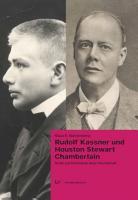 Rudolf Kassner und Houston Stewart Chamberlain PDF