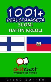 1001+ perusfraaseja suomi - Haitin kreoli