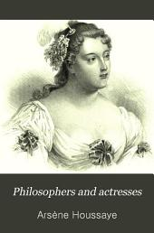 Philosophers and Actresses: Volume 2