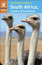 The Rough Guide To South Africa Lesotho Swaziland Book PDF