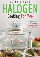 Halogen Cooking For Two PDF