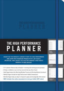 The High Performance Planner Book