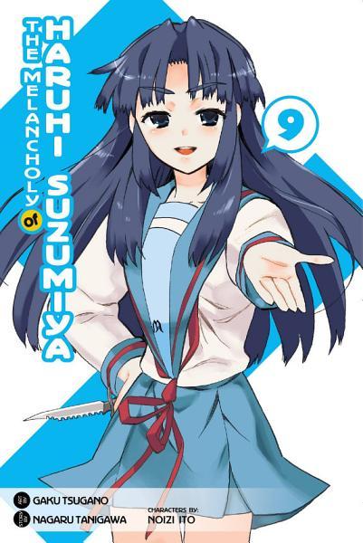 The Melancholy of Haruhi Suzumiya  Vol  9  Manga