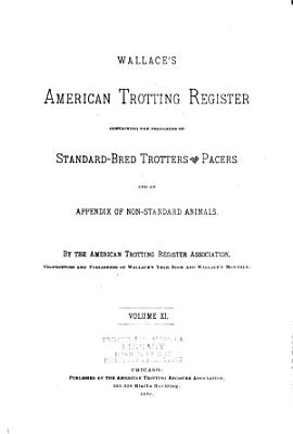 Wallace s American Trotting Register     PDF