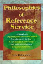 Philosophies of Reference Service PDF