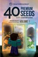 40 Premium Seeds with Coordinates PDF