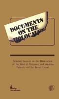Documents on the Holocaust PDF