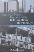 Corporate Social Responsibility and International Development PDF