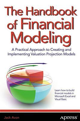 The Handbook of Financial Modeling PDF
