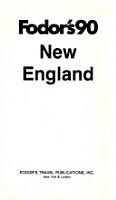 New England  1990 PDF